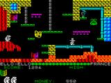 Auf Wiedersehen Monty ZX Spectrum Two lots of money to dig out here