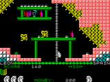 Auf Wiedersehen Monty ZX Spectrum Notice the Eurocheque at the top