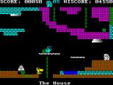 Monty on the Run ZX Spectrum Screen 2