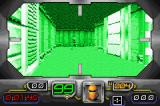 Dark Arena Game Boy Advance The sniper scope in multiplayer