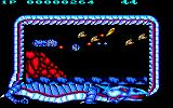 Saint Dragon Amstrad CPC Get the power-up