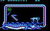 Saint Dragon Amstrad CPC A puma looks at you