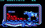 Saint Dragon Amstrad CPC Boss