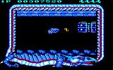 Saint Dragon Amstrad CPC Get the gold object for an extra life