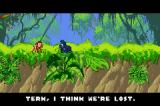 Disney's Tarzan: Return to the Jungle Game Boy Advance Intro