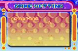Super Bust-A-Move Game Boy Advance Game Setting