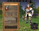 Heroes of Might and Magic V Windows Creature info - Marksman