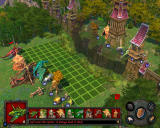 Heroes of Might and Magic V Windows A siege of the Sylvaen castle