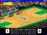 NBA Full Court Press Windows The player introductions.