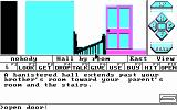 Dream Zone DOS Typing a command (CGA)