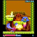 Pikubi 2: Rainbow Attack! ExEn If you eat a pimento, Pikubi will throw fire and destroy everything around him.