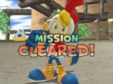 "Billy Hatcher and the Giant Egg Windows Mission Cleared! Billy will say ""Good Morning"" every time you do so."