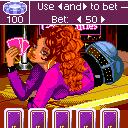 Sexy Video Poker ExEn 1st level at the GoGo cuties cabaret. You will interview the singer. She may have seen something.