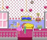 Barbie Vacation Adventure SNES Looking for presents in Barbie's house