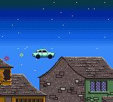 Harry Potter and the Chamber of Secrets Game Boy Color Flying car?!
