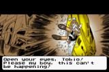 Astro Boy: Omega Factor Game Boy Advance Intro: A young boy Tobio had an unfortunate accident