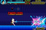 Astro Boy: Omega Factor Game Boy Advance Using the finger laser. Cool!