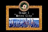 Astro Boy: Omega Factor Game Boy Advance Starting Stage 1