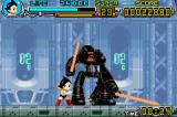 Astro Boy: Omega Factor Game Boy Advance Throwing some powerful punches