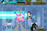 Astro Boy: Omega Factor Game Boy Advance Are these robots using light sabers?
