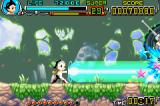 Astro Boy: Omega Factor Game Boy Advance Using the laser on the Amazing Three
