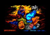 Gun.Smoke Amstrad CPC Loading screen