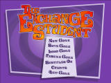 The Exchange Student: Episode 1 - First Day in Sweden Windows Main game screen
