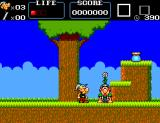 Astérix SEGA Master System These Romans must be crazy...