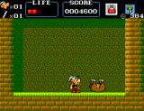 Astérix SEGA Master System Humm, seems that we'll have a party in the village.
