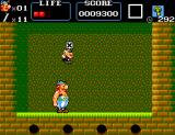 Astérix SEGA Master System Your second boss...