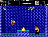 Astérix SEGA Master System Your third boss will send bees to attack you.