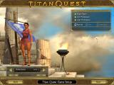 Titan Quest Windows You can choose a female character.