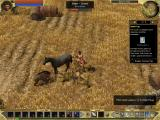 Titan Quest Windows Your very first combat in game.