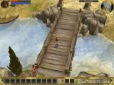 Titan Quest Windows The water effects are beautiful.