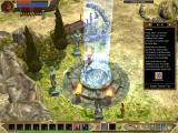 Titan Quest Windows Here we have a portal (or a landmark) which will lead you to places you've already visited during your quest.