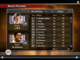 NBA Live 2005 Windows Bird vs