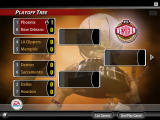 NBA Live 2005 Windows Playoff tree