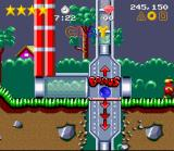 Claymates SNES Get enough gems and you can visit a bonus level