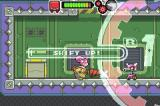 Drill Dozer Game Boy Advance You can deflect this cannon's bullets by using your drill