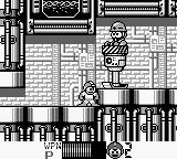 Mega Man III Game Boy Nice robot