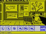 Fun School 4: For 5 to 7 Year Olds ZX Spectrum Coining it