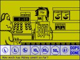 Fun School 4: For 5 to 7 Year Olds ZX Spectrum I guess Freddy has sensitive skin