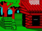 Fun School 4: For 5 to 7 Year Olds ZX Spectrum Get it right to get a log