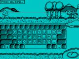 Fun School 4: For 5 to 7 Year Olds ZX Spectrum Insert 'I can't find the 'any' key' joke here