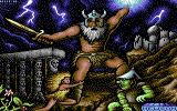 Stormlord Commodore 64 Loading screen