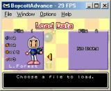 Bomberman Tournament Game Boy Advance Loading a game...