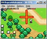 Bomberman Tournament Game Boy Advance And this is how it looks like outside.