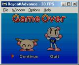 Bomberman Tournament Game Boy Advance In this game, death is right around the corner.