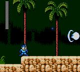 Mega Man Game Gear Mega Man can also charge up his buster for a powerful shot
