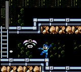 Mega Man Game Gear These creatures fly at Mega Man